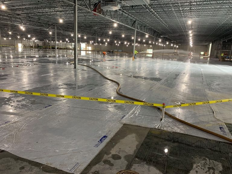 Meijer's Store - Final Pour Manitowoc, WI